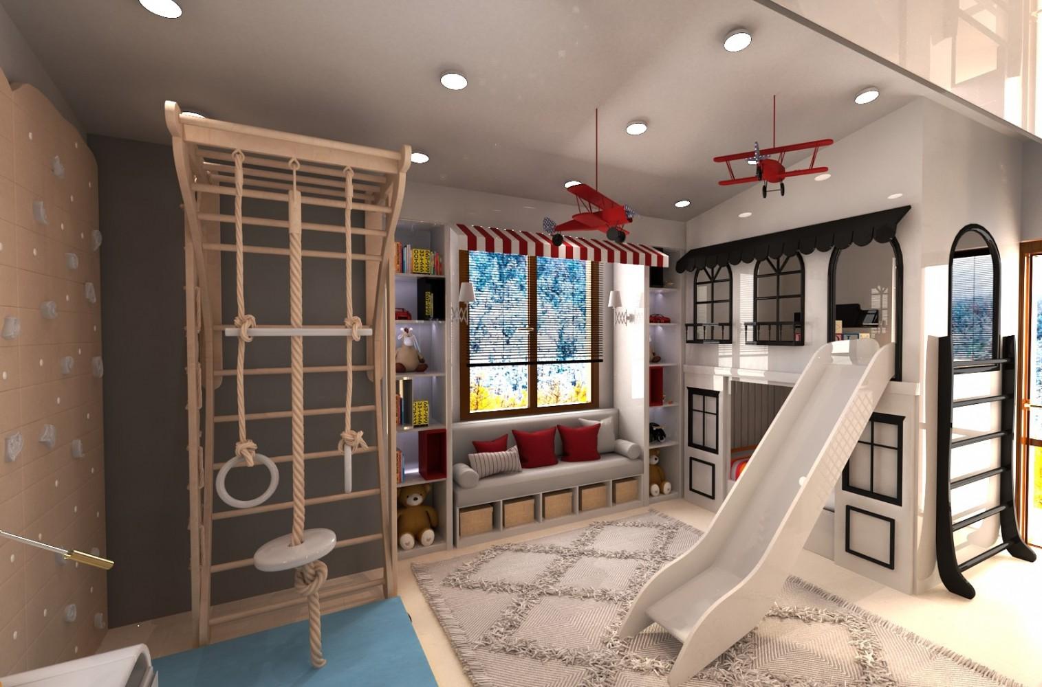 Anastasia Hanım Çocuk Odası
