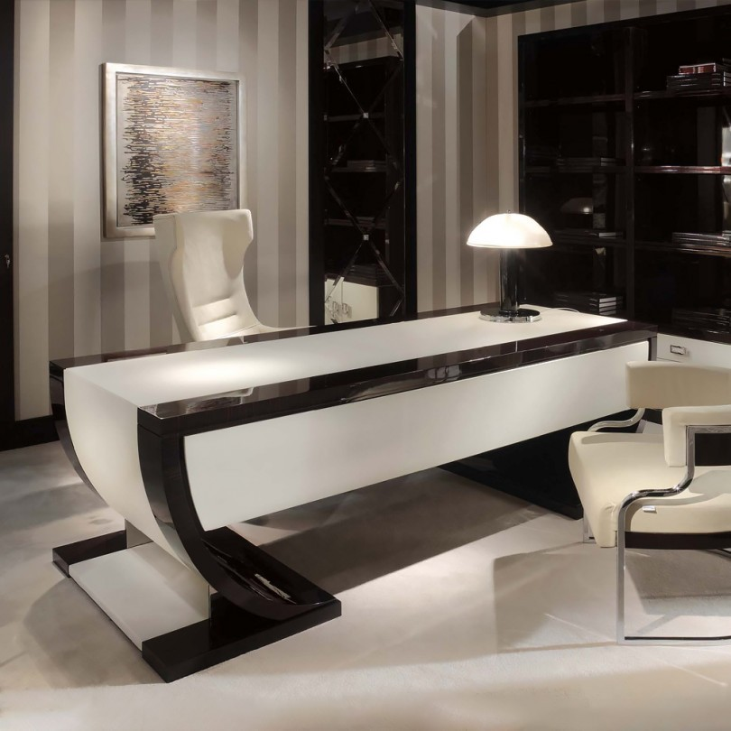 art deco stil y netici yaz masas. Black Bedroom Furniture Sets. Home Design Ideas