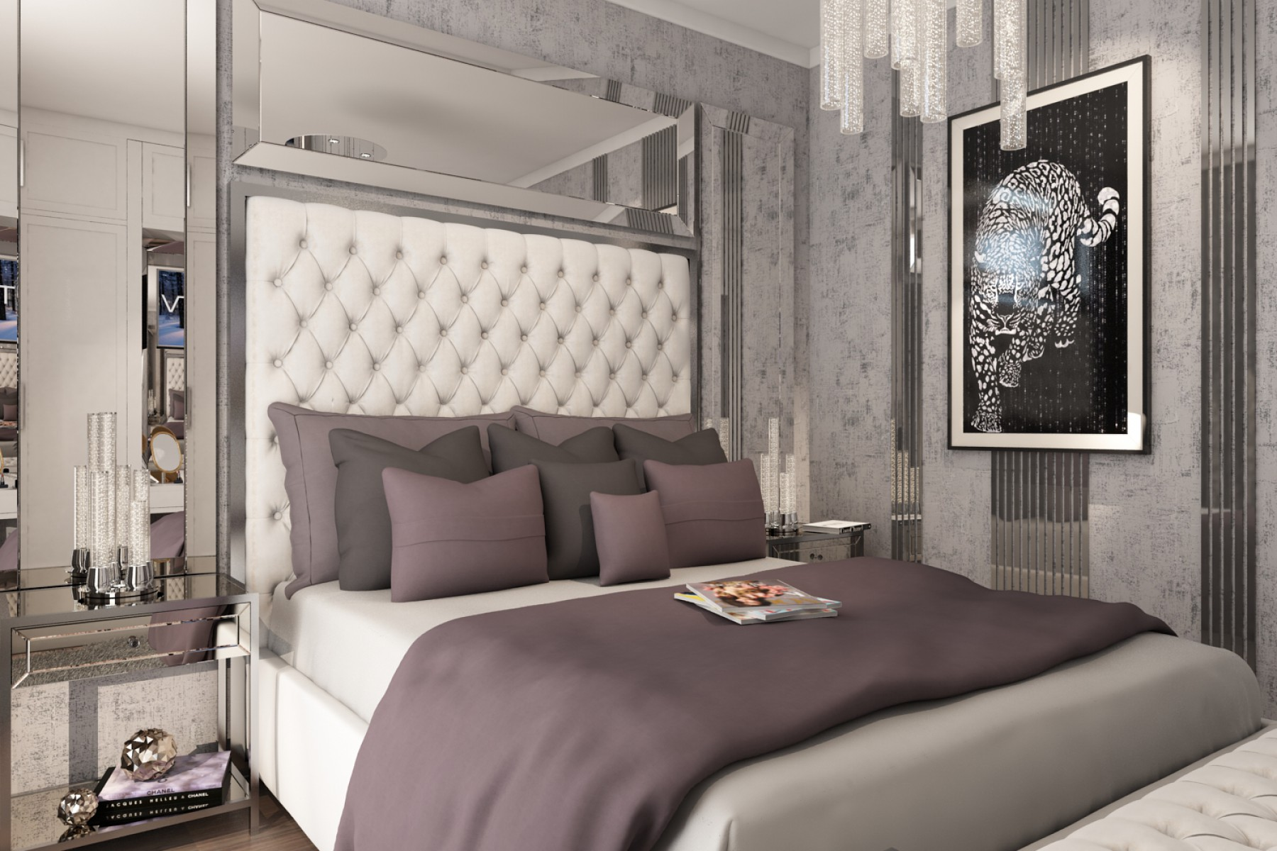 Brıga Towers Elçin Bey Yatak Odası Rusya