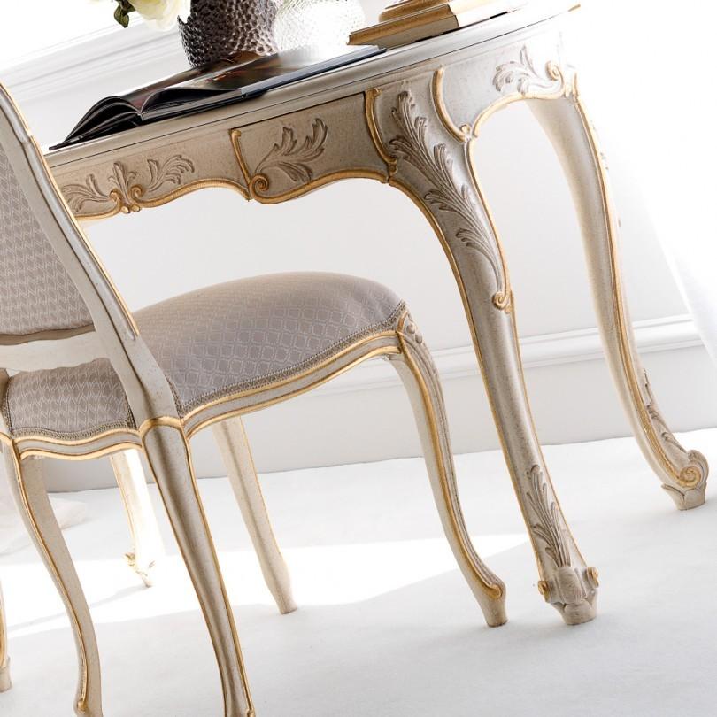 Louis Stili İtalyan Tasarım Yazı Masası