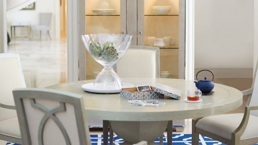 Şamdan Yemek Masası