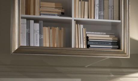 Duvara Monte Kitaplık