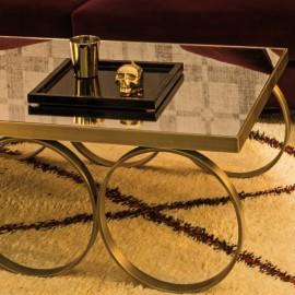 Modern İtalyan Ring Sehpa